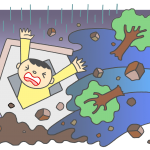 土砂災害の避難対策