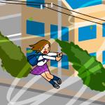 強風による飛散物対策