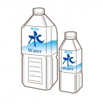 いざというときに備えて、水を備蓄しましょう!