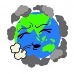 深刻になっている空気汚染源のはなし
