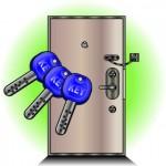 【口コミ・体験談】外とつながる玄関の鍵はもちろん、屋内鍵も大切