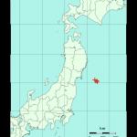 地震情報と緊急地震速報