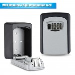 自宅のカギを安全に管理するセキュリティキーボックス