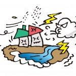 風水害の防災対策