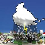 集中豪雨と対策方法