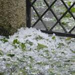 雹(ひょう)の予測と安全対策
