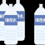 10年保存できる備蓄用水とは