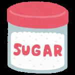 砂糖や塩類は備蓄向き
