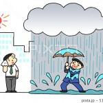 豪雨を知らせるアプリで使いたいのはコレだ!
